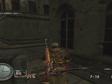Sniper Elite.№4.3.Убить Бормана-Бранденбургские ворота.mp4