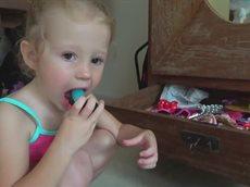 ВРЕДНЫЕ ДЕТКИ Куклы пупсики Беби Бон и Настя Играем в дочки матери