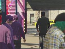 GTA 5 Online Funny Moments - Парень из Солнечной Южной Страны