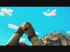Спарк. Герой Вселенной . Дублированный трейлер 2016.