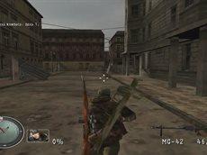 Sniper Elite.№7.3.Спасти агента-Проникнуть на площадь.mp4