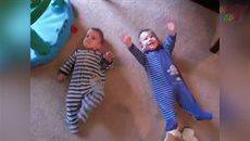 Маленькие дети смешно танцуют - Угарная подборка танцующих малышей