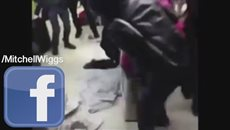 Black Friday 2015 Fights, Brawls, Attacks, Theft, And Stampedes!.