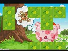 Смешарики игры на андроид 2017 Обещание 6 серия Собери картинку.mp4