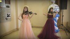 Дуэт скрипачек Violin Group DOLLS - классика в современной обработке