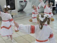 Фестиваль детских дворовых игр в ТЦ «Муравей»