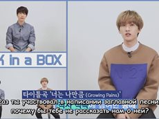 [rus sub] ASK IN A BOX: SUPER JUNIOR-D&E _ Growing Pains (2015.03.08)