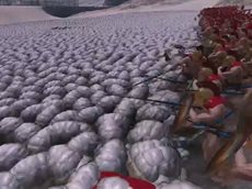 300 SPARTANS vs 10.000 TORTOISES - Ultimate Epic Battle Simulator.mp4