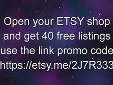 Etsy get free listings